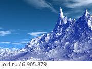 Купить «Чужая планета. Высокогорье», иллюстрация № 6905879 (c) Parmenov Pavel / Фотобанк Лори
