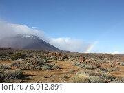 Вулкан Тейде, Тенерифе. Стоковое фото, фотограф Екатерина Рыжова / Фотобанк Лори