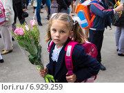 Первое сентября. Стоковое фото, фотограф Александр / Фотобанк Лори