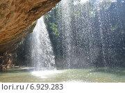 Купить «Prenn — один из водопадов Далата, Вьетнам», фото № 6929283, снято 24 января 2015 г. (c) Овчинникова Ирина / Фотобанк Лори