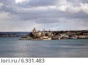 Вид с Графской пристани в Севастополе. Стоковое фото, фотограф Ивашков Александр / Фотобанк Лори