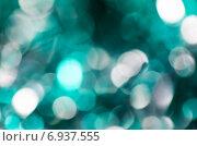 Абстрактный праздничный фон с эффектом боке. Стоковое фото, фотограф Евгений Ткачёв / Фотобанк Лори