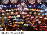 В сувенирной лавке.Турция. (2014 год). Стоковое фото, фотограф Александра Иванова / Фотобанк Лори