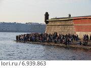 Праздник в городе (Санкт-Петербург) (2014 год). Редакционное фото, фотограф Максим Смирнов / Фотобанк Лори