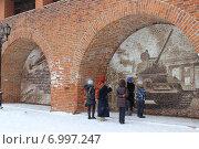Мемориал в Нижнем Новгороде (2015 год). Редакционное фото, фотограф Сергей Юрьев / Фотобанк Лори