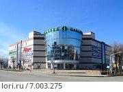 """Купить «Торговый центр """"Галерея""""», фото № 7003275, снято 2 февраля 2015 г. (c) KSphoto / Фотобанк Лори"""
