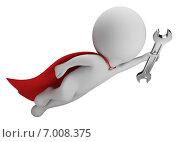 Купить «Супермеханик», иллюстрация № 7008375 (c) Anatoly Maslennikov / Фотобанк Лори