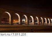 Купить «Великий Новгород ночью», фото № 7011231, снято 20 января 2020 г. (c) Андрей Родионов / Фотобанк Лори