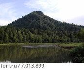 Купить «Река Лебедь, Алтай, Россия», фото № 7013899, снято 5 августа 2002 г. (c) Александр Карпенко / Фотобанк Лори