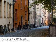 Стокгольм, Швеция. Городской вид (2010 год). Стоковое фото, фотограф Roman Vukolov / Фотобанк Лори
