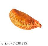 Купить «Пирожок», эксклюзивное фото № 7038895, снято 8 марта 2014 г. (c) Алёшина Оксана / Фотобанк Лори