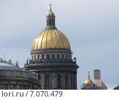 Исаакиевский собор. Санкт-Петербург, фото № 7070479, снято 16 августа 2014 г. (c) Алексей Ларионов / Фотобанк Лори