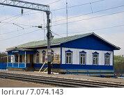 Станция Боголюбово Владимирской области (2010 год). Редакционное фото, фотограф Дмитрий Девин / Фотобанк Лори