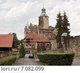 Купить «Замок Чоха в Польше, общий вид», фото № 7082099, снято 18 сентября 2010 г. (c) Солодовникова Елена / Фотобанк Лори