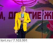 Купить «Сергей Куприк», фото № 7103991, снято 5 марта 2015 г. (c) Alexander Mirt / Фотобанк Лори