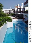 Крит, отель Hersonissos Maris (2014 год). Редакционное фото, фотограф Александр Гончаров / Фотобанк Лори