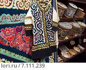 Декоративно-прикладное искусство народов Приамурья. Стоковое фото, фотограф Ирина Буржинская / Фотобанк Лори