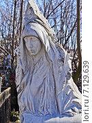 Купить «Москва. Ваганьковское кладбище.», фото № 7129639, снято 16 марта 2014 г. (c) Sashenkov89 / Фотобанк Лори