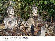 Купить «Кампхэнгпхет, исторический парк, Таиланд», фото № 7138459, снято 17 января 2015 г. (c) Natalya Sidorova / Фотобанк Лори