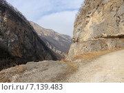 Купить «Черекское ущелье в Кабардино-Балкарии весной», эксклюзивное фото № 7139483, снято 12 марта 2015 г. (c) Алексей Гусев / Фотобанк Лори