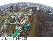 Купить «Рязанский Кремль», фото № 7140635, снято 3 ноября 2014 г. (c) Андрей Родионов / Фотобанк Лори