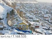 Тобольск, подгорная часть (2015 год). Стоковое фото, фотограф Тюльнева Ирина / Фотобанк Лори