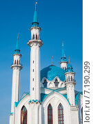 Мечеть Кул-Шариф в Казанском кремле (2015 год). Стоковое фото, фотограф Евгений Макеев / Фотобанк Лори