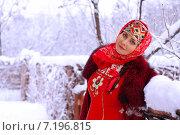 Русская краса. Стоковое фото, фотограф Игорь Чекаев / Фотобанк Лори