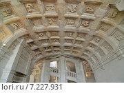 Купить «Interior of Chateau de Chambord royal medieval french castle. Loire Valley France Europe. Unesco heritage site.», фото № 7227931, снято 19 февраля 2018 г. (c) BE&W Photo / Фотобанк Лори