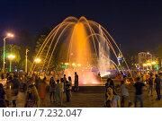 Купить «Исторический фонтан на Старом Бульваре. Батуми. Грузия», фото № 7232047, снято 13 июля 2013 г. (c) Евгений Ткачёв / Фотобанк Лори