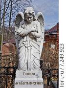Купить «Введенское кладбище», фото № 7249923, снято 13 апреля 2015 г. (c) Sashenkov89 / Фотобанк Лори
