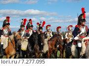 Кирасиры (2012 год). Редакционное фото, фотограф Винокуров Евгений / Фотобанк Лори