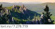 В горах Урала. Стоковое фото, фотограф Рамиль Юсупов / Фотобанк Лори