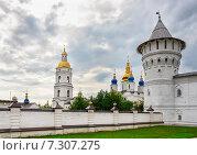Купить «Тобольский кремль, Россия», фото № 7307275, снято 24 августа 2014 г. (c) Антон Стариков / Фотобанк Лори