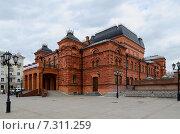 Купить «Могилёвский областной драматический театр», фото № 7311259, снято 23 апреля 2015 г. (c) Ольга Коцюба / Фотобанк Лори