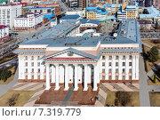 Купить «Правительство Тюменской области. Россия», фото № 7319779, снято 4 апреля 2015 г. (c) Сергей Буторин / Фотобанк Лори