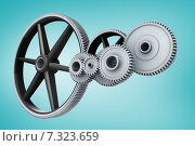 Купить «gears», иллюстрация № 7323659 (c) Wavebreak Media / Фотобанк Лори