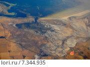 Купить «Adelaide, South Australia – Aerial view of Australian coastAustralia, South Australia, Adelaide, Aerial view of coast», фото № 7344935, снято 26 марта 2019 г. (c) BE&W Photo / Фотобанк Лори