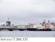 Ледокол Мудьюг (2015 год). Редакционное фото, фотограф Михаил Серов / Фотобанк Лори