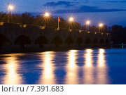 Купить «Вид на вечерний пирс», фото № 7391683, снято 3 мая 2015 г. (c) Иванов Алексей / Фотобанк Лори