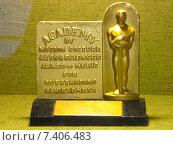 Купить «Первый советский «Оскар»», фото № 7406483, снято 8 мая 2015 г. (c) Алексей Ларионов / Фотобанк Лори