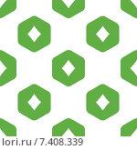 Купить «Diamonds symbol pattern», иллюстрация № 7408339 (c) Иван Рябоконь / Фотобанк Лори