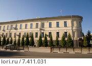 Областной суд, Тула (2014 год). Редакционное фото, фотограф Вячеслав Потапов / Фотобанк Лори