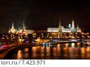 Кремль (2012 год). Стоковое фото, фотограф Иван Нестеров / Фотобанк Лори