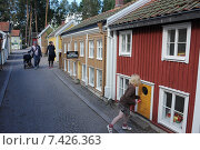 Купить «Vimmerby, Sweden, the small, small town in Astrid Lindgren's World», фото № 7426363, снято 20 августа 2009 г. (c) Caro Photoagency / Фотобанк Лори