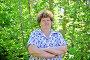 Пожилая женщина на природе, фото № 7451307, снято 8 мая 2015 г. (c) Володина Ольга / Фотобанк Лори
