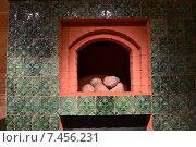 Банная печь. Стоковое фото, фотограф Ирина Кондаурова / Фотобанк Лори