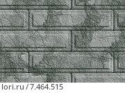 Кирпичная стена. Стоковая иллюстрация, иллюстратор Анисенко Дина Васильевна / Фотобанк Лори