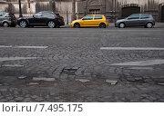 Улица в Париже (2012 год). Редакционное фото, фотограф Светлана Хромова / Фотобанк Лори