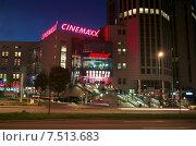 Cinemaxx Essen (2001 год). Редакционное фото, агентство Caro Photoagency / Фотобанк Лори